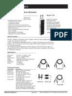 149 Nerve Stimulation for Peripheral Nerve Blockade