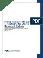 EMA Citrix Dell Desktop Virtualization 0610 WPFINAL