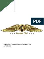 Fraseologia Aeronautica Aplicable