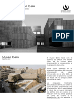 Analisis Del Museo Ibéro