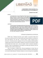 O Fenômeno Burocrático e a Universalização de Direitos