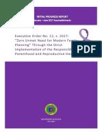 EO No. 12 - Zero Unmet Need for MFP Initial Progress Report-min.pdf