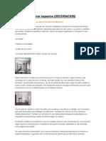 Bricolaje Libro - Decoracion Interiores Completo
