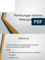 10A_Perhitungan Volume Pekerjaan