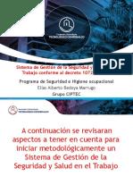 SGSST Conforme Al Decreto 1072 de 2015