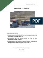 01. Exp Tecnico Alimentador y Faja 12 Final