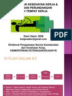 Dasar2 Kesja & Peraturan p3k