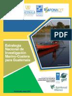 Estrategia Nacional de Investigación Marino-Costera para Guatemala ENIMC-GT