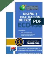 The WORLD PIZZA -Diseño y Evaluacion de Proyecto Elias Mercado