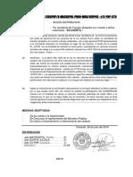 Nota Informativa Nº209 Accidente de Transito Daños Materiales y Lesiones Persona