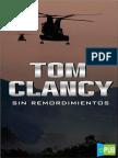 01 Tom Clancy Sin Remordimientos