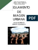 Reglamento Imagen Urbana