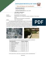 INFORME  N ° 17-2018-REQ-alcantarrilla