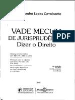 Vade Mecum de Jurisprudência (Dizer o Direito). Márcio André Lopes Cavalcante.pdf