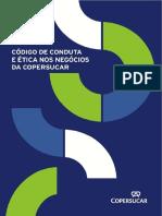 Código de Conduta e Ética nos Negócios da Copersucar