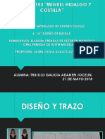 MODELADO DE VESTIDO CASUAL