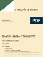 Relación Laboral