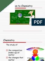 Intro to Chem-Unit 1