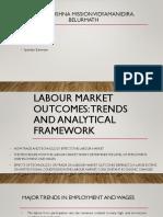 Forces Driving Labour Market Outcomes