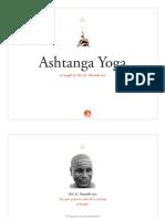 Yoga Asanas - Ashtanga Yoga Manual Astanga