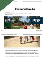 Le Monde Des Touristes