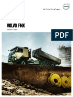 Volvo Fmx Product Guide Euro6 en Gb