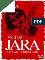 Jara, Joan - Victor Jara, Un Canto Truncado [24268] (r1.2)