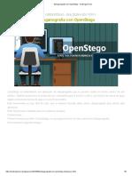 Esteganografía Con OpenStego - Hacking en Vivo