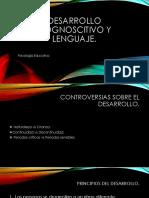 Desarrollo Cognoscitivo y Lenguaje