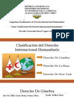 Clasificación del Derecho Internacional Humanitario.pptx