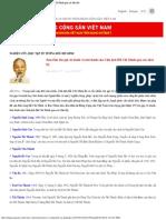 Sưu Tầm Tên Gọi, Bí Danh Và Bút Danh Của Chủ Tịch Hồ Chí Minh Qua Các Thời Kỳ