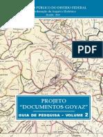 Guia do arcevo de documentação do goias e df