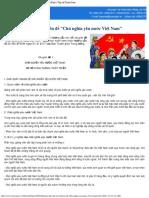 20171014 Hướng Dẫn Chi Tiết Chuyên Đề Chủ Nghĩa Yêu Nước Việt Nam Tạp Chí Tuyên Giáo