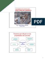 Apuntes sobre los Procedimientos de Construcción (Estructuras de concreto)