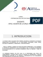 Diapositivas Cont Del Sec Público 2018-II