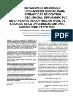 Articulo Modulo PLC