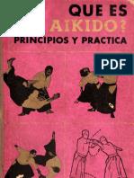 1963 Editorial Glem - Koichi Tohei - Que Es Aikido, Principios Y Practica 2ª Edic - 85P