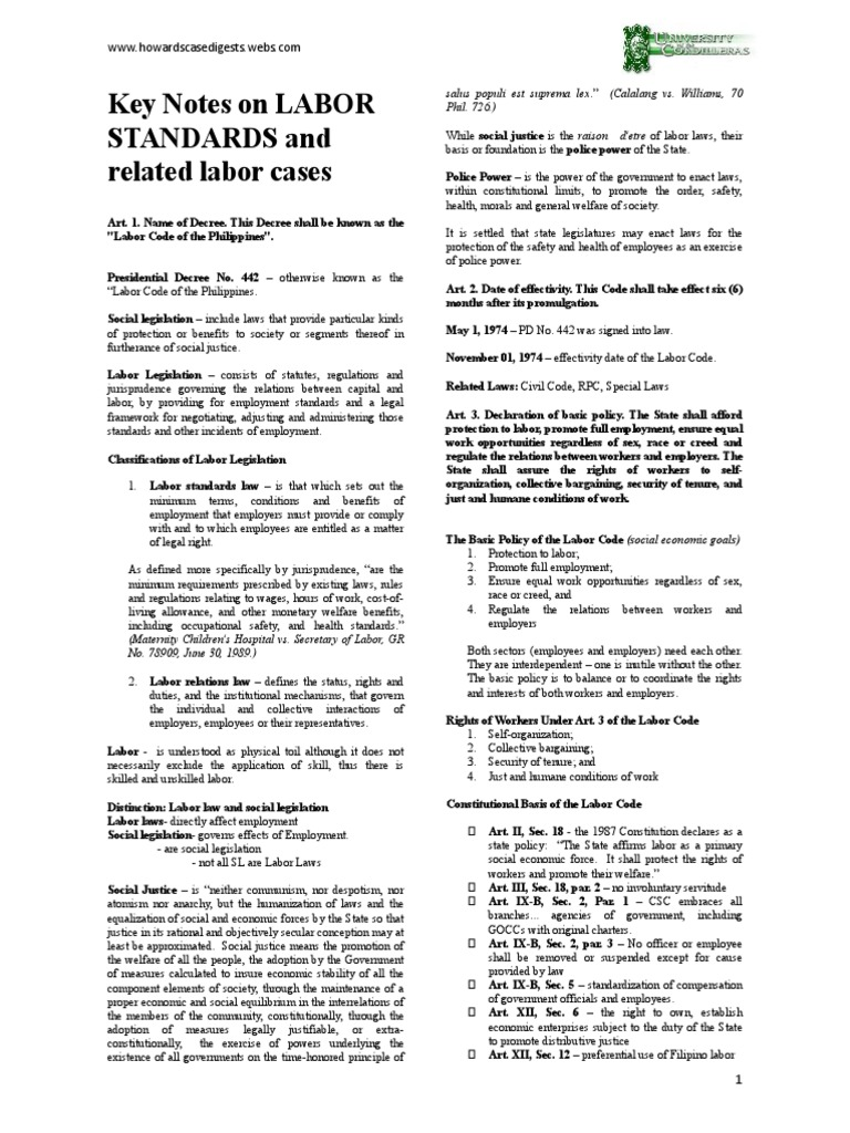 Art. 153 of the Labor Code of the Russian Federation: features of application 3