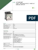 Buscador de Componentes Para El Arranque Motor_LC1K0610M7