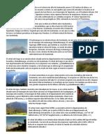 33 Volcanes de Guatemala