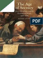 Daniel J 252 Tte the Age of Secrecy
