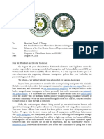 TX NM Legislative Response to Trump ICE Letter