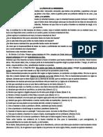 Boletín La Lógica de La Obediencia 26-08-2018