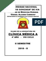 Clinica Médica A