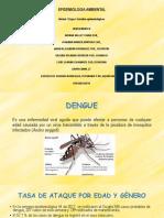 Epidemiología Dengue