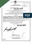 Nombramiento de Alejandro Ordóñez como embajador ante la OEA