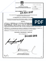 Decreto 1630 Del 24 de Agosto de 2018