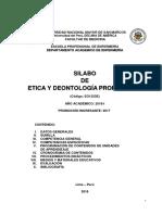 Eo1323e Etica Deontologia Profesional