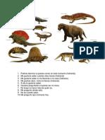 Animales Primitivos