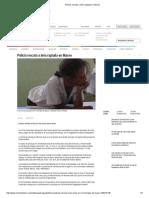 _Policía Rescata a Niña Raptada en Maceo